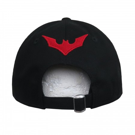 Batman Beyond Symbol 9Twenty Adjustable Hat