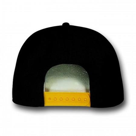 Batman Black 9Fifty Snapback Hat