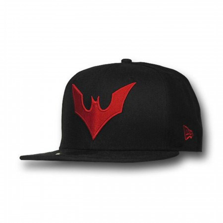 Batman Beyond Symbol 59Fifty Black Hat