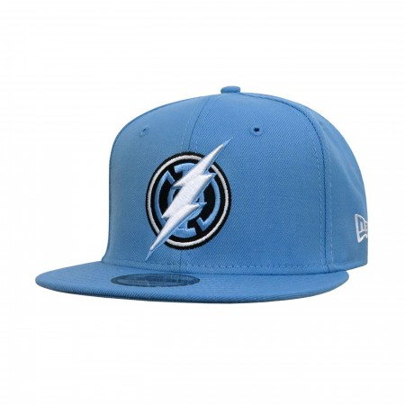 Blue Lantern Flash Symbol 9Fifty Snapback Hat