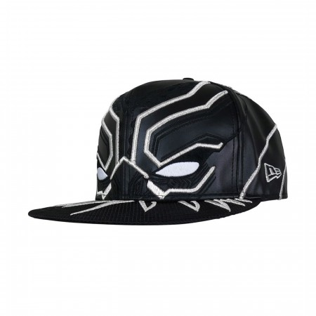 Black Panther Armor New Era 59Fifty Fitted Hat
