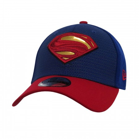 Batman Vs Superman Superman Symbol 39Thirty New Era Hat
