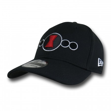 Black Widow Symbol 39Thirty Cap