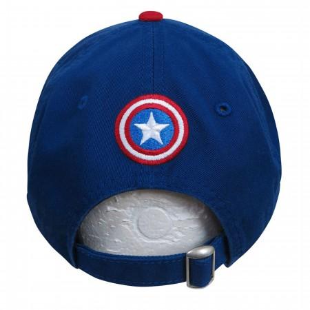 Captain America Shield 9Twenty Adjustable Hat