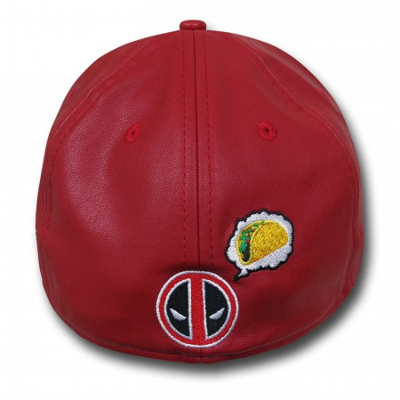Deadpool Armor New Era 59Fifty Fitted Hat