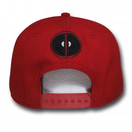 Deadpool Symbol Red 9Fifty Cap