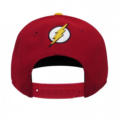 Flash Symbol Red 9Fifty Adjustable Hat