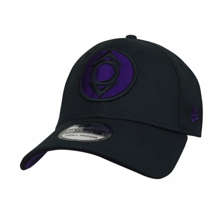 Green Lantern Indigo Lantern 39Thirty Fitted Hat