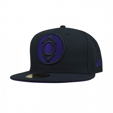 Green Lantern Indigo Lantern 59Fifty Hat
