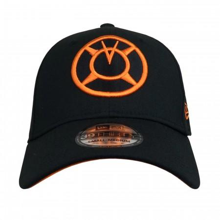 Green Lantern Orange Lantern 39Thirty Fitted Hat