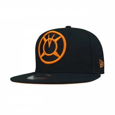 Green Lantern Orange Lantern 9Fifty Adjustable Hat