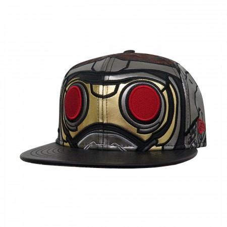 GOTG Star Lord Armor 59Fifty Hat