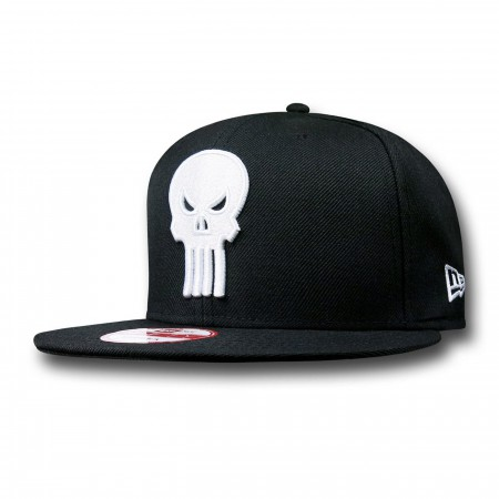 Punisher Symbol Black 9Fifty Cap