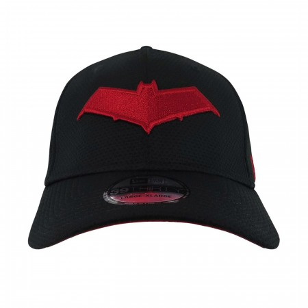 Red Hood Symbol 39Thirty Fitted Hat