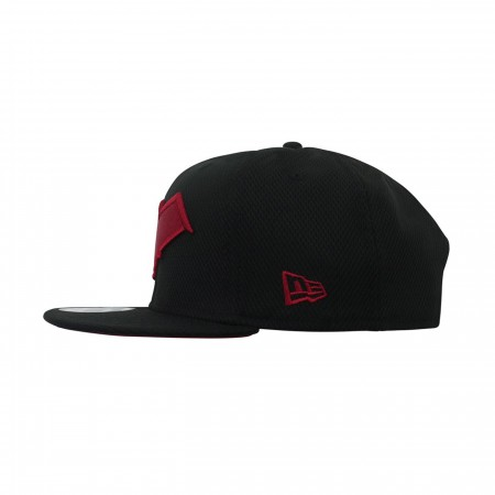 Red Hood Symbol 9Fifty Snapback Hat