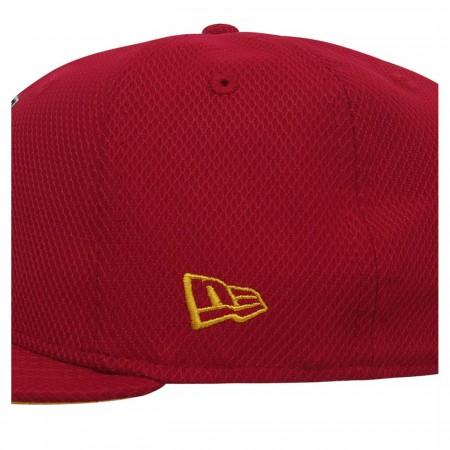 Shazam Symbol 9Fifty Snapback Hat