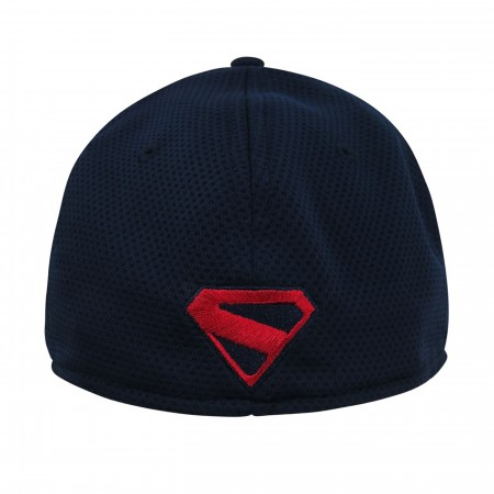Superman Kingdom Come 39Thirty Fitted Hat