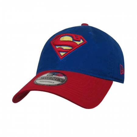Superman Symbol 9Twenty Adjustable Hat