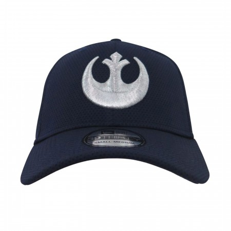 Star Wars Rebel Symbol Navy 39Thirty Fitted Hat