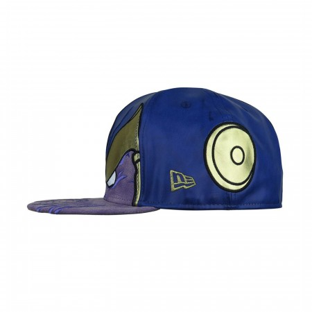 Thanos Armor 59Fifty Fitted Hat