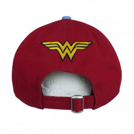 Wonder Woman 9Twenty Adjustable Hat