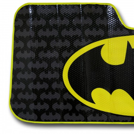 Batman Symbol Car Sunshade