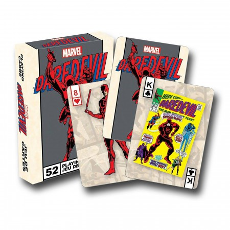 Daredevil Playing Card Set