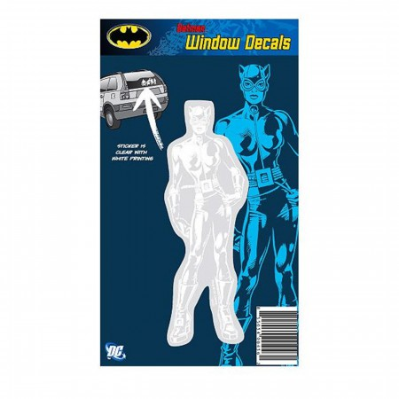 Catwoman DC Originals Car Decal