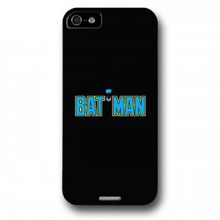 Batman Old-School Logo iPhone 5 Snap Case
