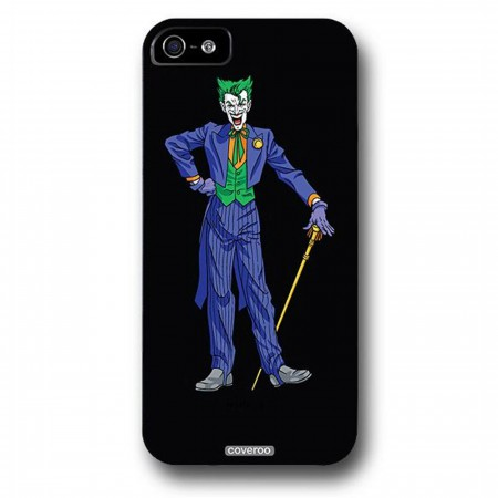Joker With Cane iPhone 5 Snap Case