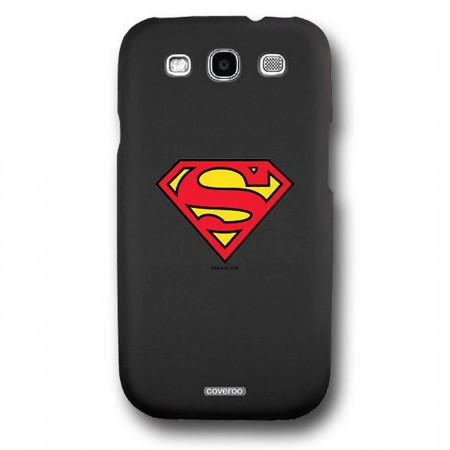 Superman Symbol Galaxy S3 Thinshield Case