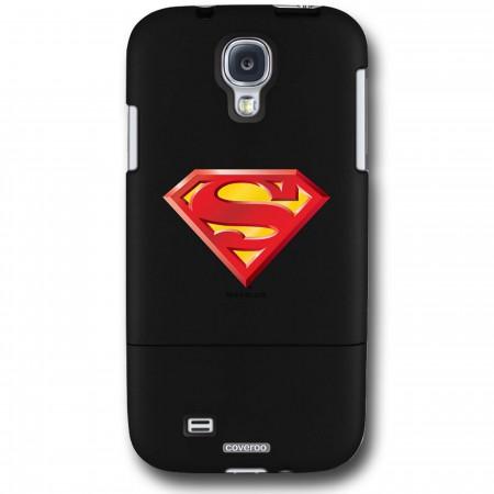 Superman Symbol Galaxy S4 Slider Case