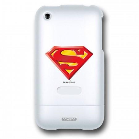 Superman Symbol iPhone 3 Slider Case