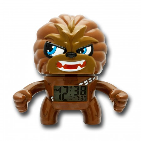 Star Wars Chewbacca Bulb Botz Clock