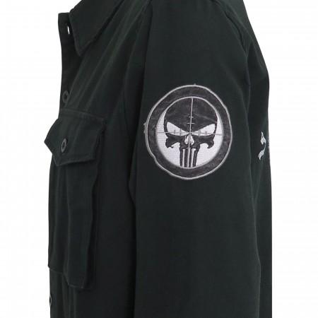 Punisher Vigilante Denim Jacket