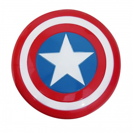 Captain America 12-Inch Costume Prop Shield