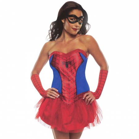 Spider-Man Spider-Girl Women's Costume