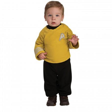 Star Trek Kirk Infant Costume Romper