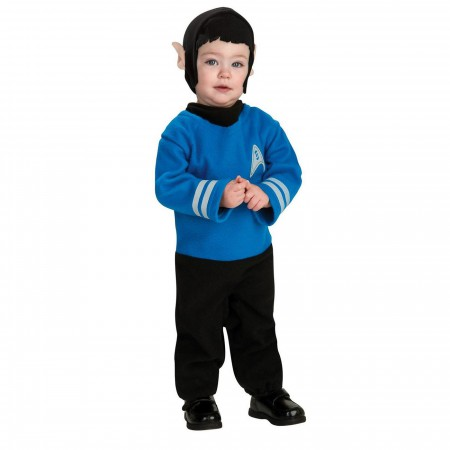 Star Trek Spock Infant Costume Romper