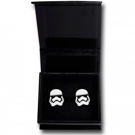 Star Wars Force Awakens Stormtrooper Cufflinks