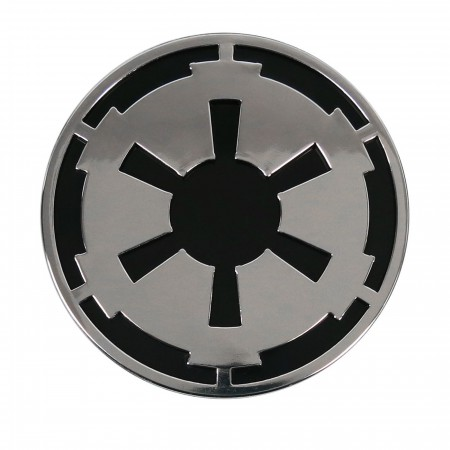 Star Wars Empire Chrome Car Emblem