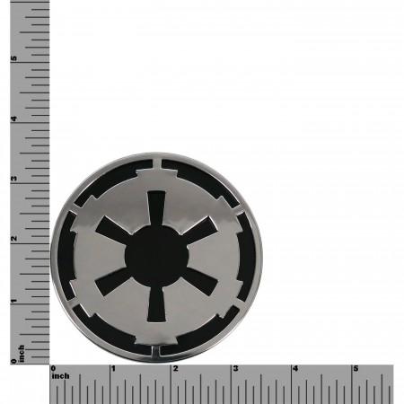Star Wars Empire Chrome Car Emblem