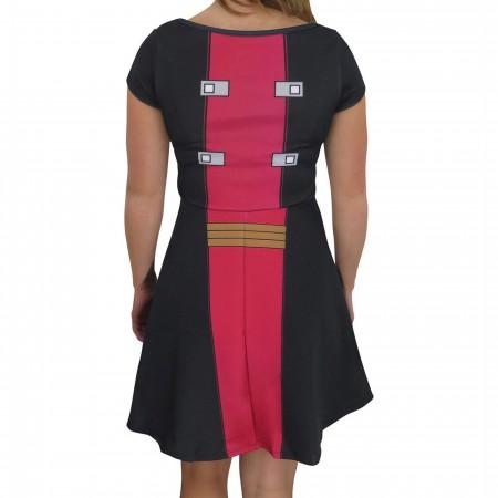 Deadpool Suit Up Women's Dress