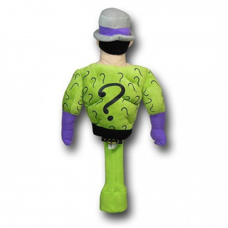 Riddler Figure Golf Club Cover