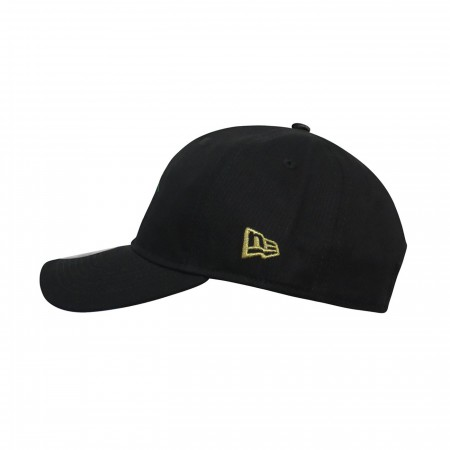 Infinity War Gauntlet Logo 39Thirty Fitted Hat