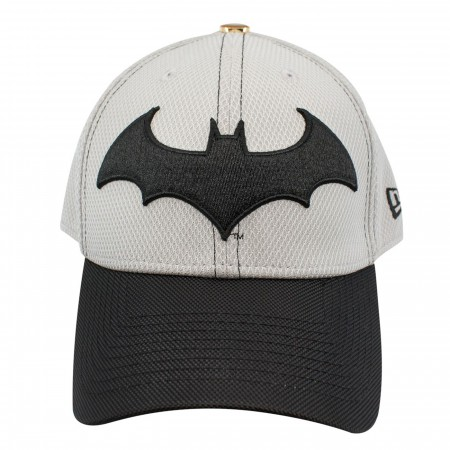 Batman Hush Armor with Court of Owls Lining 39Thirty Fitted Hat