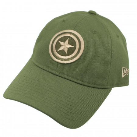 Captain America Salute to Service 9Twenty Adjustable Hat