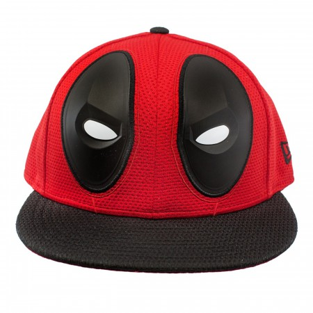 Deadpool Character Armor 59Fifty Fitted Hat