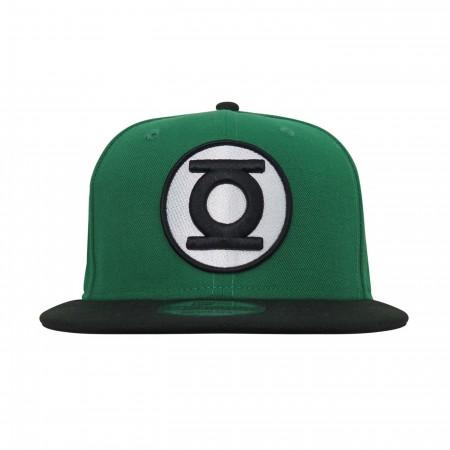 Green Lantern Hal Jordan 9Fifty Adjustable Hat