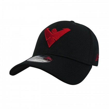 Nightwing New 52 Symbol 39Thirty Fitted Hat